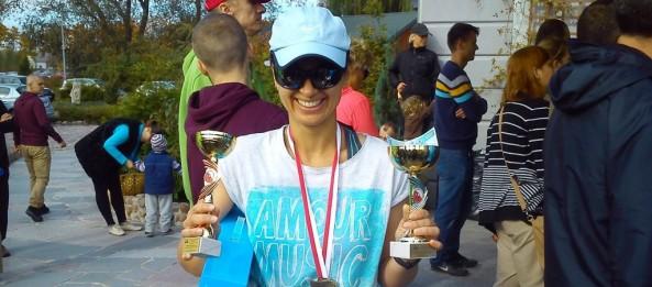 Zainspirowana do biegania i … zainspirowana bieganiem
